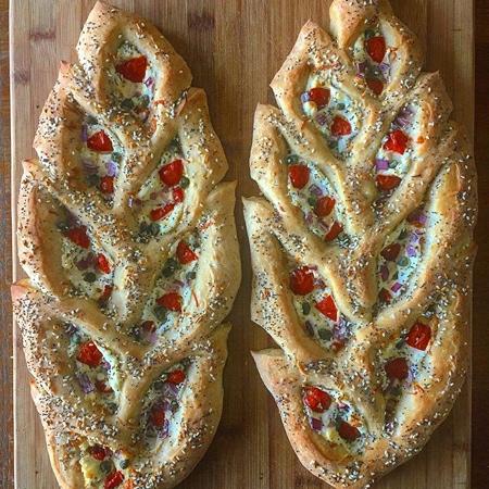 Blondie + Rye Bread