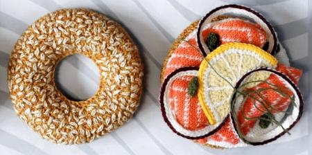 Crocheted Breakfast