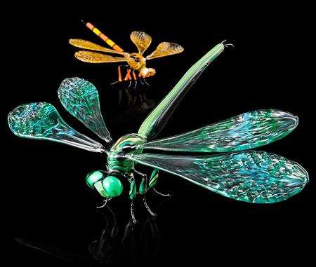 Glass Sculptor Wesley Fleming
