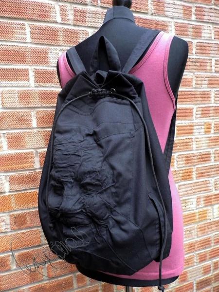 Petra Banyai Face Backpack