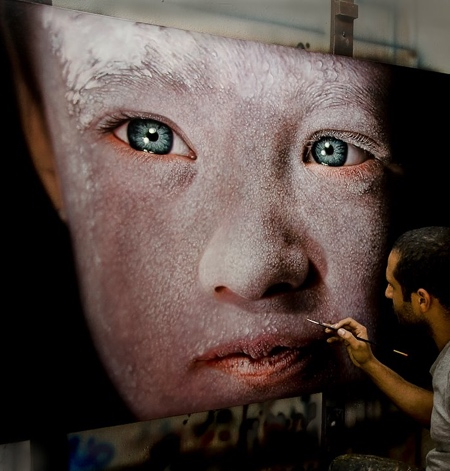 Kamalky Laureano Realistic Painting