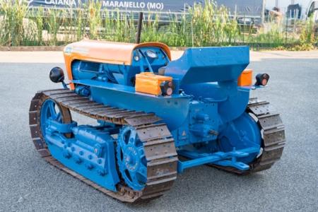 Old Lamborghini Tractor