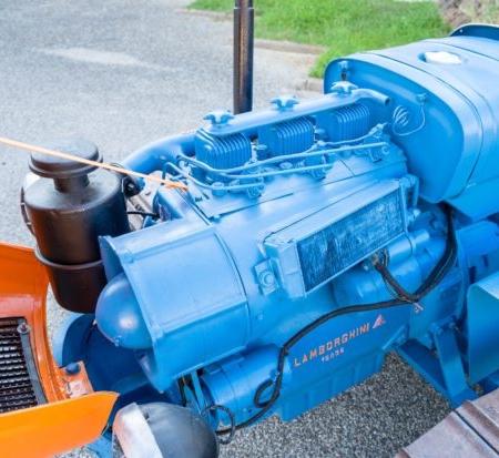 Classic Lamborghini Tractor