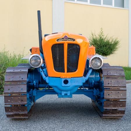 1965 Lamborghini Tractor