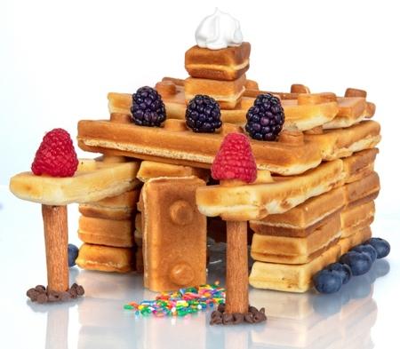 LEGO Bricks Waffle Maker