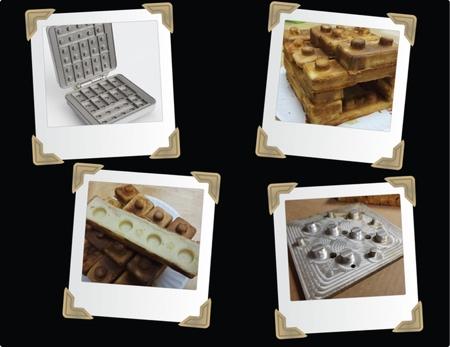 Brick Waffle Maker