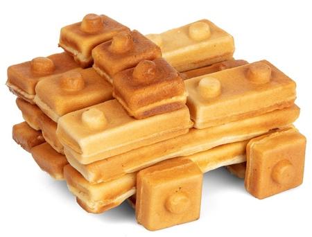 LEGO Waffles