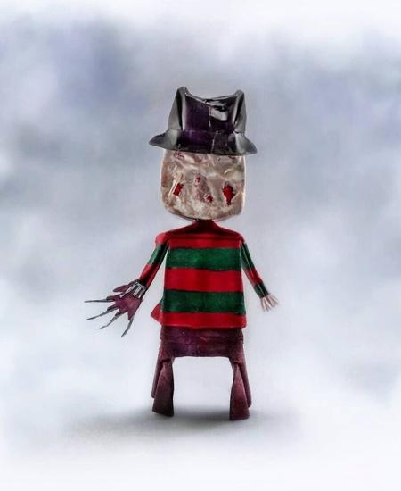 Freddy Krueger Origami
