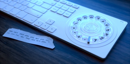Rotary Dial in Modern Tech