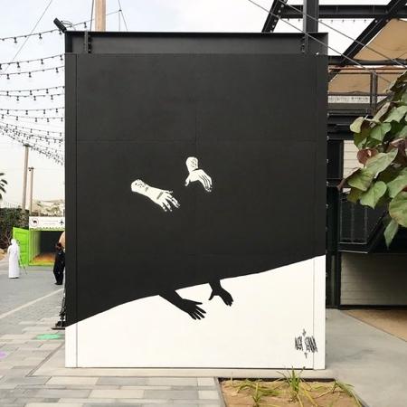 Alex Senna Street Art