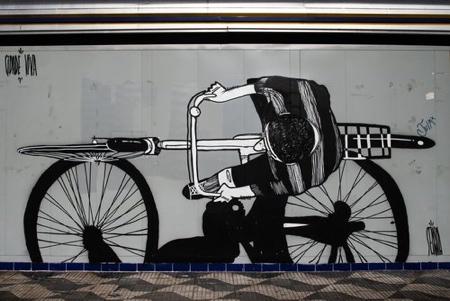 Shadows Street Art