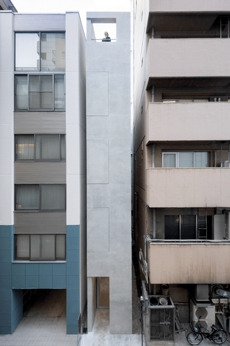 Skinny Building