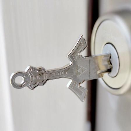 Sword Handle House Key