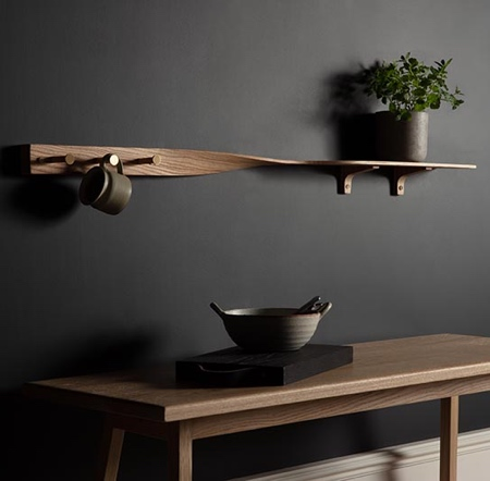 Twist Shelf