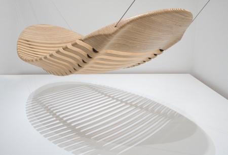 Hammock Made of Wood