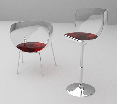 Merlot Chairs