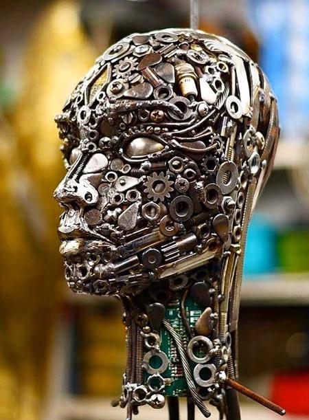 Brian Mock Sculptures