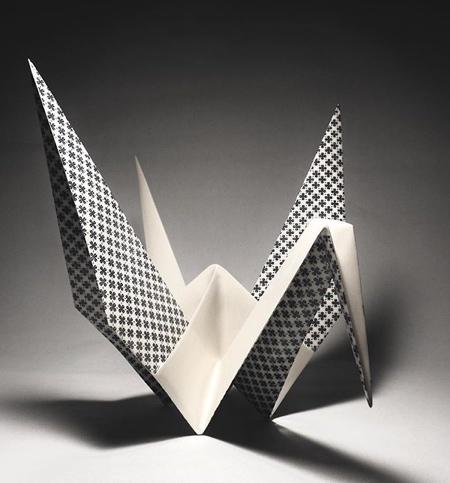 Ceramic Paper Sculptures