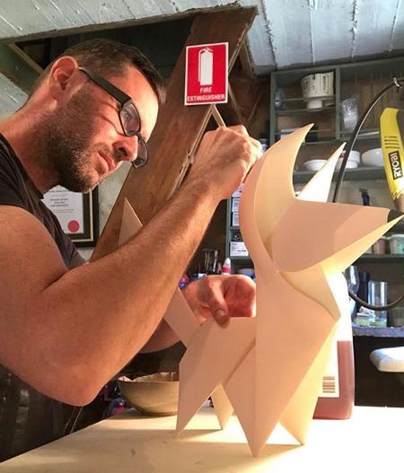 Tim Clarkson Sculpture