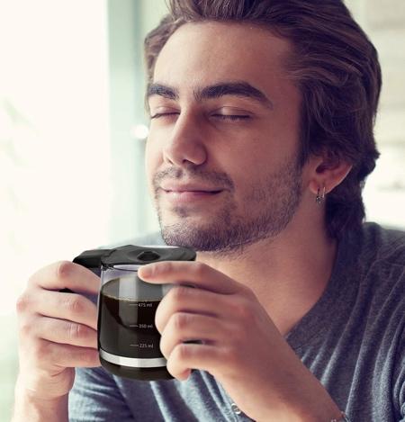 Coffee Pot Shaped Coffee Mug