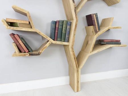 Tree Shelves