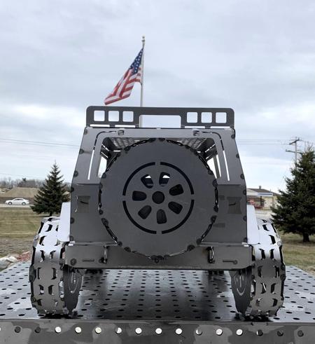 Jeep FirePit