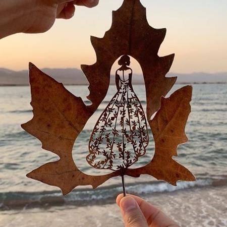 Leaf Artist