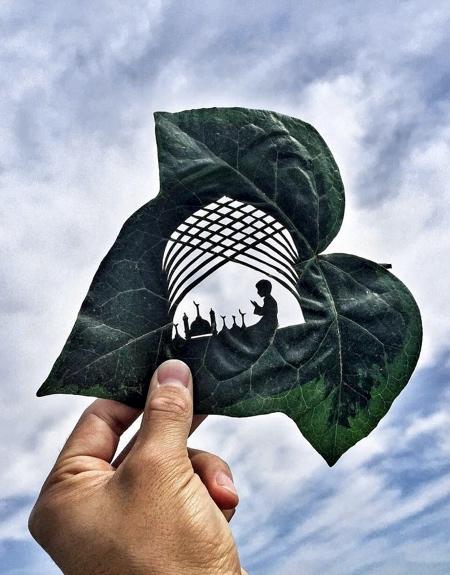 Kanat Nurtazin Leaf