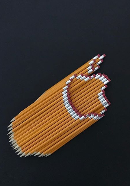 Pencil Stacking