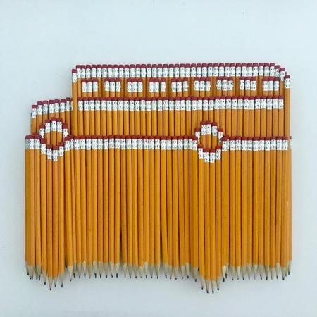 Pencils Art
