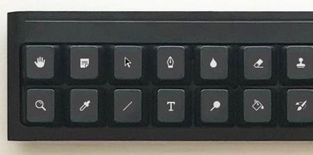 Photoshop Keyboard