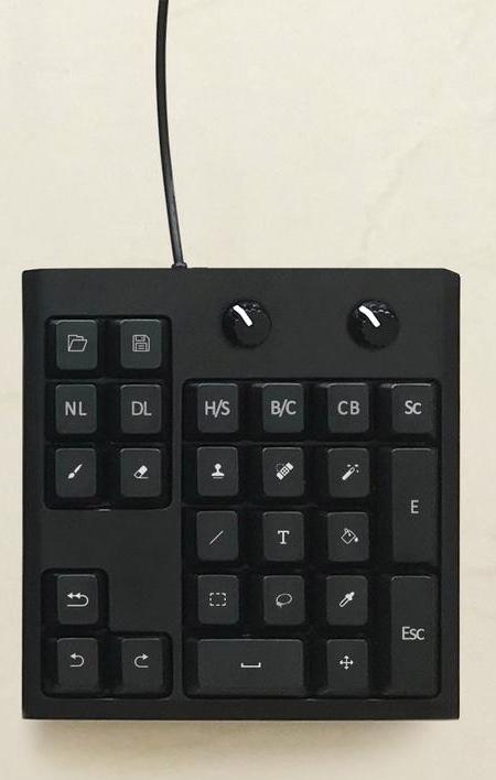 Photoshop Toolbar Keyboard