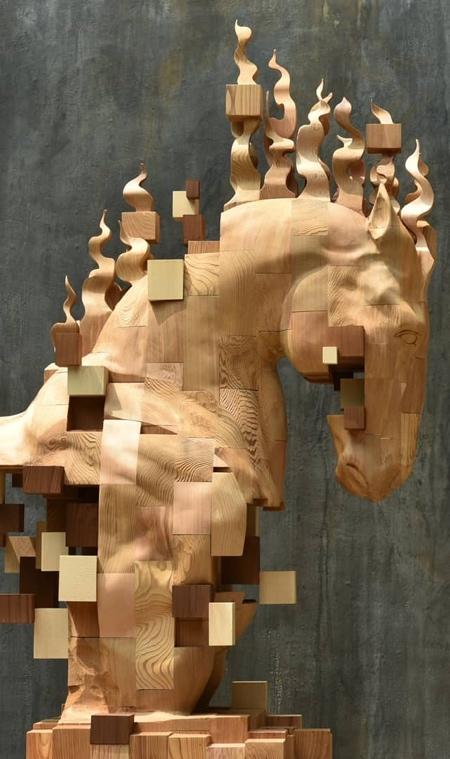 Han Hsu-Tung Horse