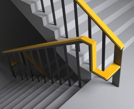 Stairs Handrail Chair