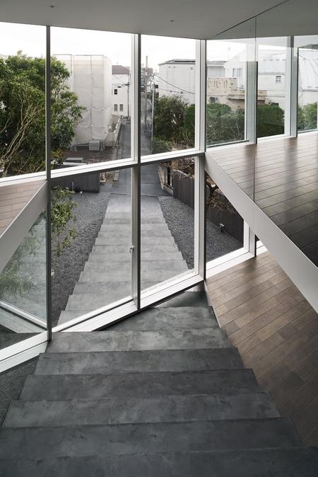 Nendo Stairway House