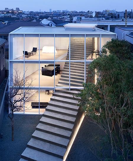 Nendo Staircase House