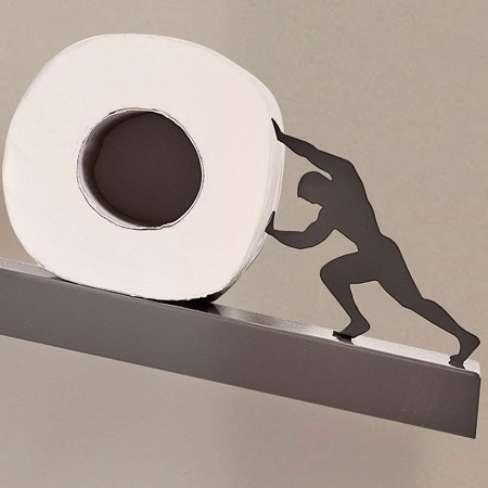 Sisyphus Shelf