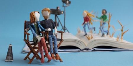 Book Page Sculptures