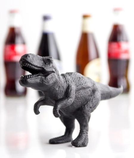 SUCK Dinosaur Bottle Opener