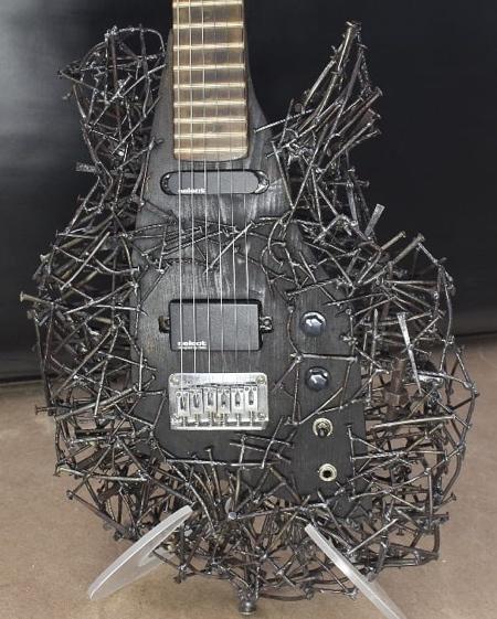 Nails Guitar