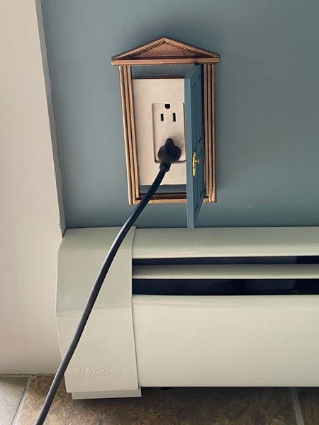Doors for Electrical Outlets