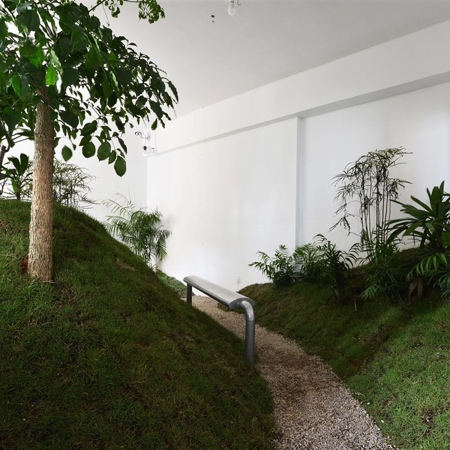 Park in an Apartment