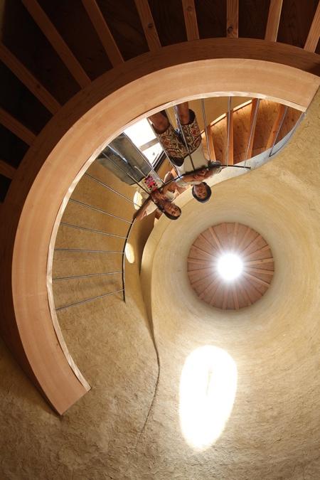 RAA Spiral House