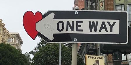 Road Signs Art