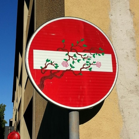 Traffic Sign Art