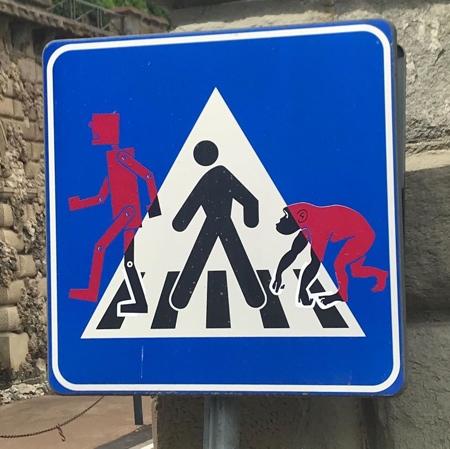Road Signs Artwork