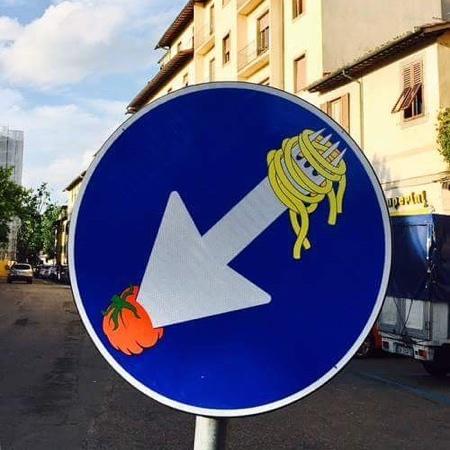 Traffic Sign Artwork