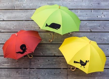 Umbrellas with Animal Tails
