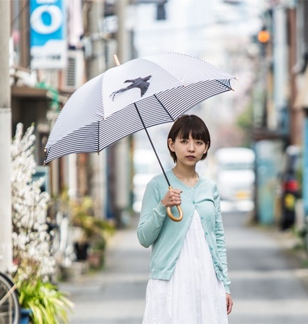 Animal Tail Umbrella