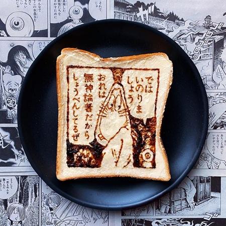 Art in Toast